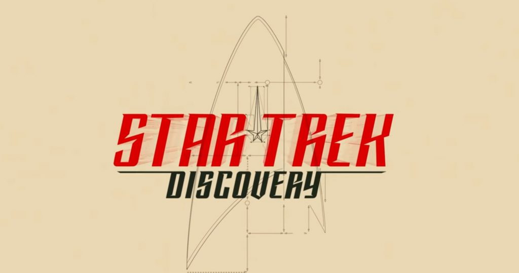 Star Trek Discovery Main Title